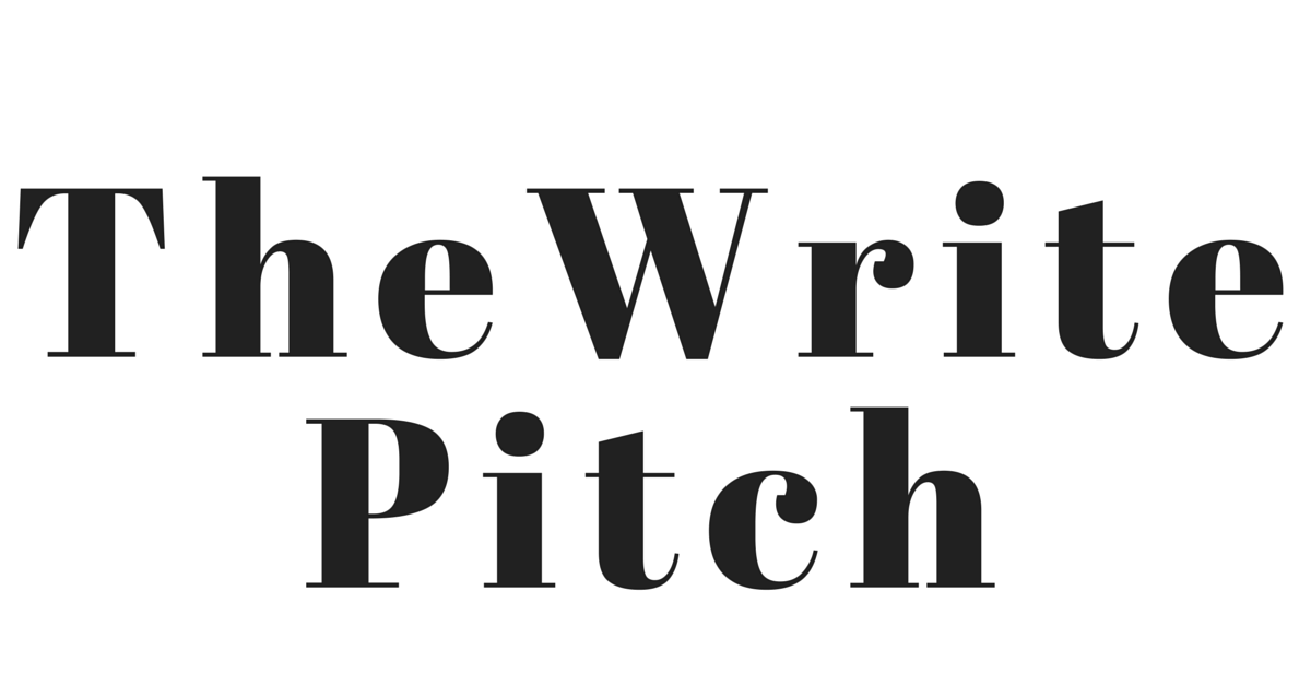 writing a pitch You need to get your writing not just onto that stack, but right on top to do that you need to pitch what's a pitch a pitch can be verbal or written and often a combination of both.